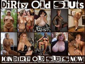 Dirty Old Sluts